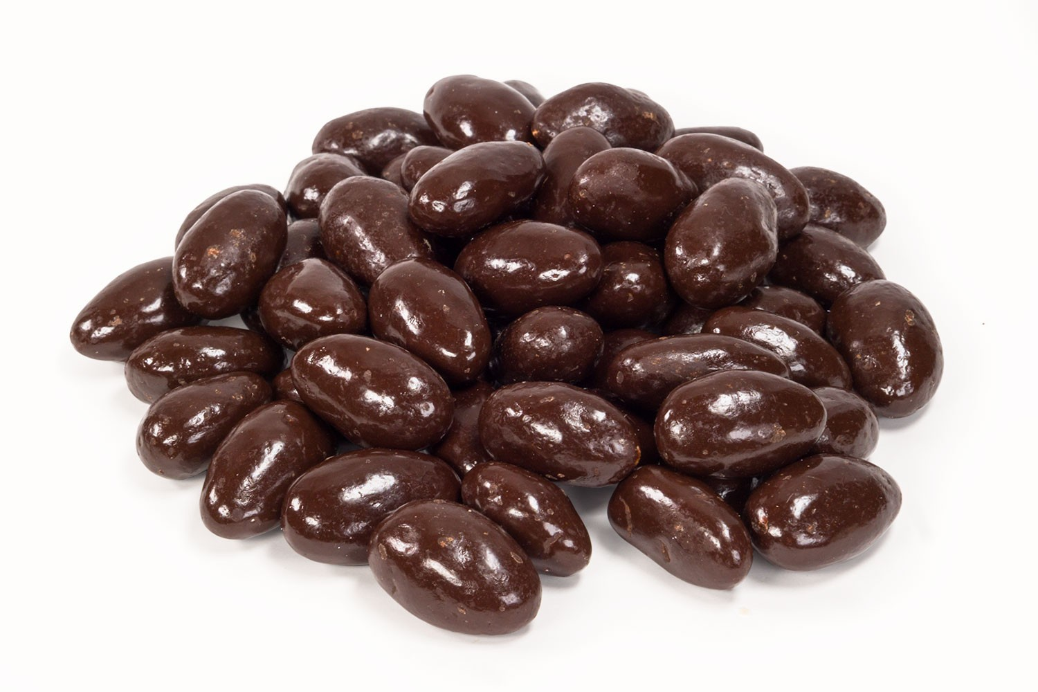 Dark Chocolate Almonds - Candied Nuts by the Pound - Eatnuts.com