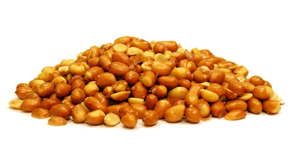 Roasted Salted Spanish Peanuts