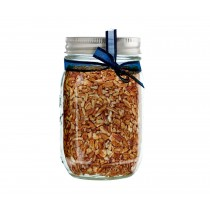 Pecan Pieces Mason Jar