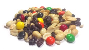 Chocolate Trail Mix