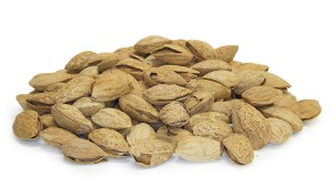 Dry Roasted Salted In Shell Almonds