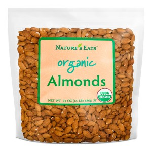 Organic Whole Almonds